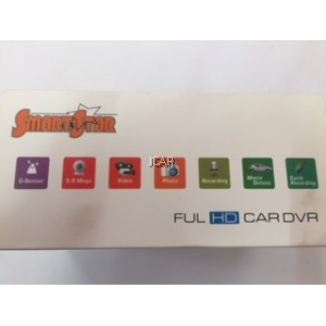 SINGLE WAY - FULL HD DVR (FRONT CAMERA)
