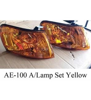ANGLE LAMP - TOYOTA AE-100 (YELLOW, 2 PCS)