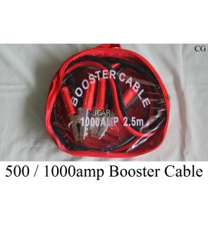 BOOSTER CABLE - 500AMP (CHINA)